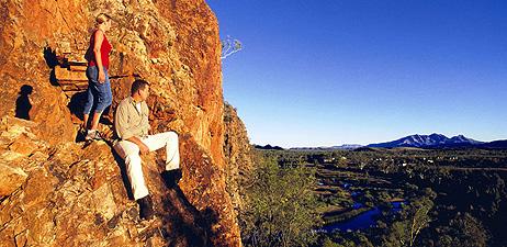 Larapinta Trail Tailormade Tours Alice Springs Tours